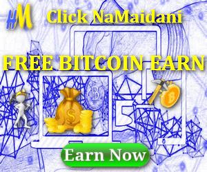 Click NaMaidani - earn bitcoin